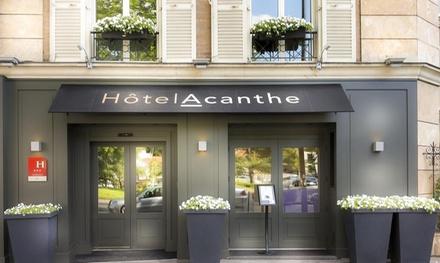 Isla de Francia: habitación doble con desayuno para 2 personas en Hotel Acanthe - Boulogne Billancourt
