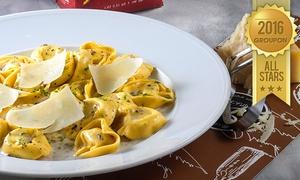 """לוקה: לוקה האיטלקית במרינה הרצליה עם תפריט חדש מאת השפית מאיה קליין, זוכת """"משחקי השף""""! ארוחה זוגית שווה ב-179 ₪ בלבד, גם בחגים"""