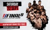 Tickets World Fighting League