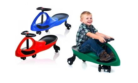 Coche triciclo para niños por 39 € (51% de descuento)