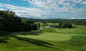 Up to 44% Off Golf for One or Two at Centennial Golf Club at Centennial Golf Club, plus 6.0% Cash Back from Ebates.