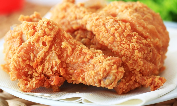Jr's Chicken - Multiple Locations: $9 for $15 Worth of Fried Chicken and Southern Comfort Food at Jr's Chicken