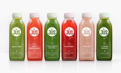 Detox superfoods deals coupons groupon shop groupon up to 54 off a juice cleanse from jus by julie malvernweather Choice Image