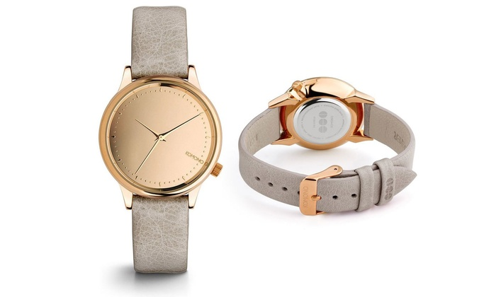 Women's Estelle Mirror Watch With Free Delivery