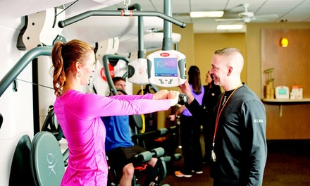 30-Day Unlimited Smartraining Package at Koko FitClub (85% Off)