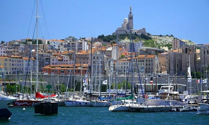 H tel aliz vieux port marseille provence alpes - Distance gare st charles vieux port marseille ...