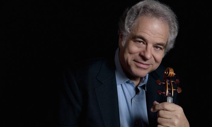 Itzhak Perlman - Westchester County Center: Itzhak Perlman on Saturday, January 30, at 8 p.m.