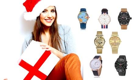 Men's or Women's Christmas Lucky Dip Watch