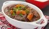 L'atypique - La Ciotat: Entrée, plat et dessert au choix pour 2 personnes à 49,90 € au restaurant L'atypique
