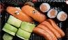 AED 50 Toward Sushi