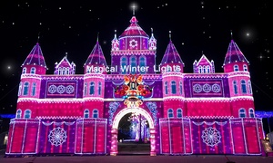 Up to 24% Off Admission at Magical Winter Lights at Magical Winter Lights Dallas-Fort Worth, plus 6.0% Cash Back from Ebates.