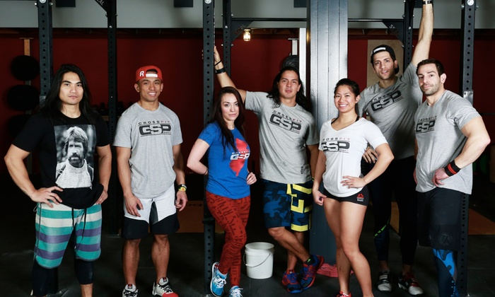 Crossfit GSP - Rochelle Park: $69 for One Month of Unlimited Classes at Crossfit GSP ($300 Value)