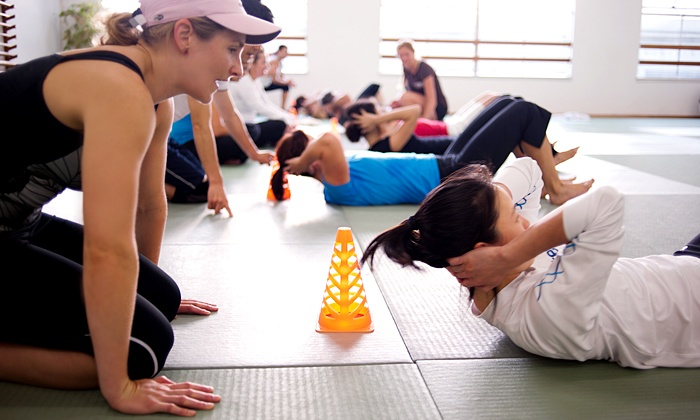 START Fitness - Pacific Heights: 10 or 20 Boot-Camp Classes at START Fitness (Up to 84% Off)