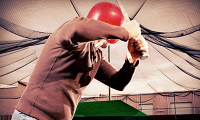 Castle Batting Cages - South Valley: 20 or 40 Batting-Cage Rounds at Castle Batting Cages (Up to 54% Off)
