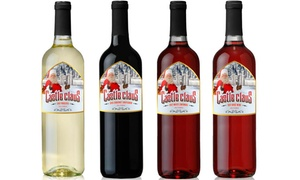 Castle Claus Holiday Wine (6-Pack)