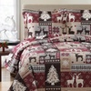 2- or 3-Piece Holiday-Themed or Contemporary Quilt Sets