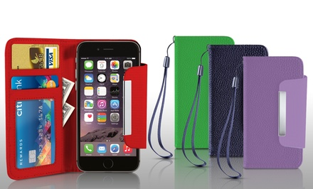 Wallet with Removable Case for iPhone 6 Plus
