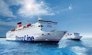 Stena Line: Rejs z Gdyni do Szwecji: weekend na morzu dla 2-4 osób (219 zł) lub rejs z pobytem w Karlskronie (319 zł) ze Steną Line