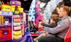 50% Off Players Card at Ryan Family Amusements