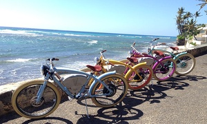 Cycle Paradise Hawaii: Diamond Head Electric Bike Tours for Two or Four with Cycle Paradise Hawaii (Up to 52% Off)