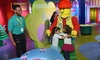 20% Off Admission to LEGOLAND Discovery Center Philadelphia