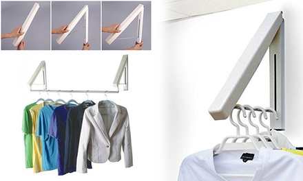 Hidden Multifunctional Clothes Hanger Set: One $29 or Two $49