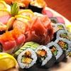 Menu sushi All you can eat e sakè