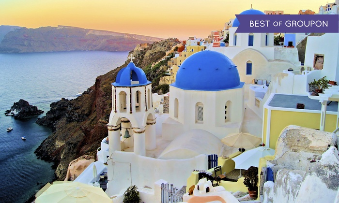 10-Day Vacation in Greece with Airfare from go-today
