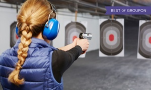 Sharjah Golf And Shooting Club: Shooting Range Entry: Normal Rounds or Short Time Lessons at Sharjah Golf And Shooting Club (Up to 31% off)