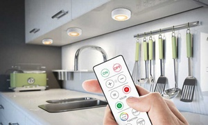 Lumières LED avec télécommande