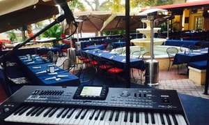 Fountain Mediterranean Restaurant & Bar: $28 for $48 Groupon — Fountain Lounge &Bar