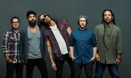 Incubus and Deftones at The Cynthia Woods Mitchell Pavilion on August 19 (Up to 47% Off)
