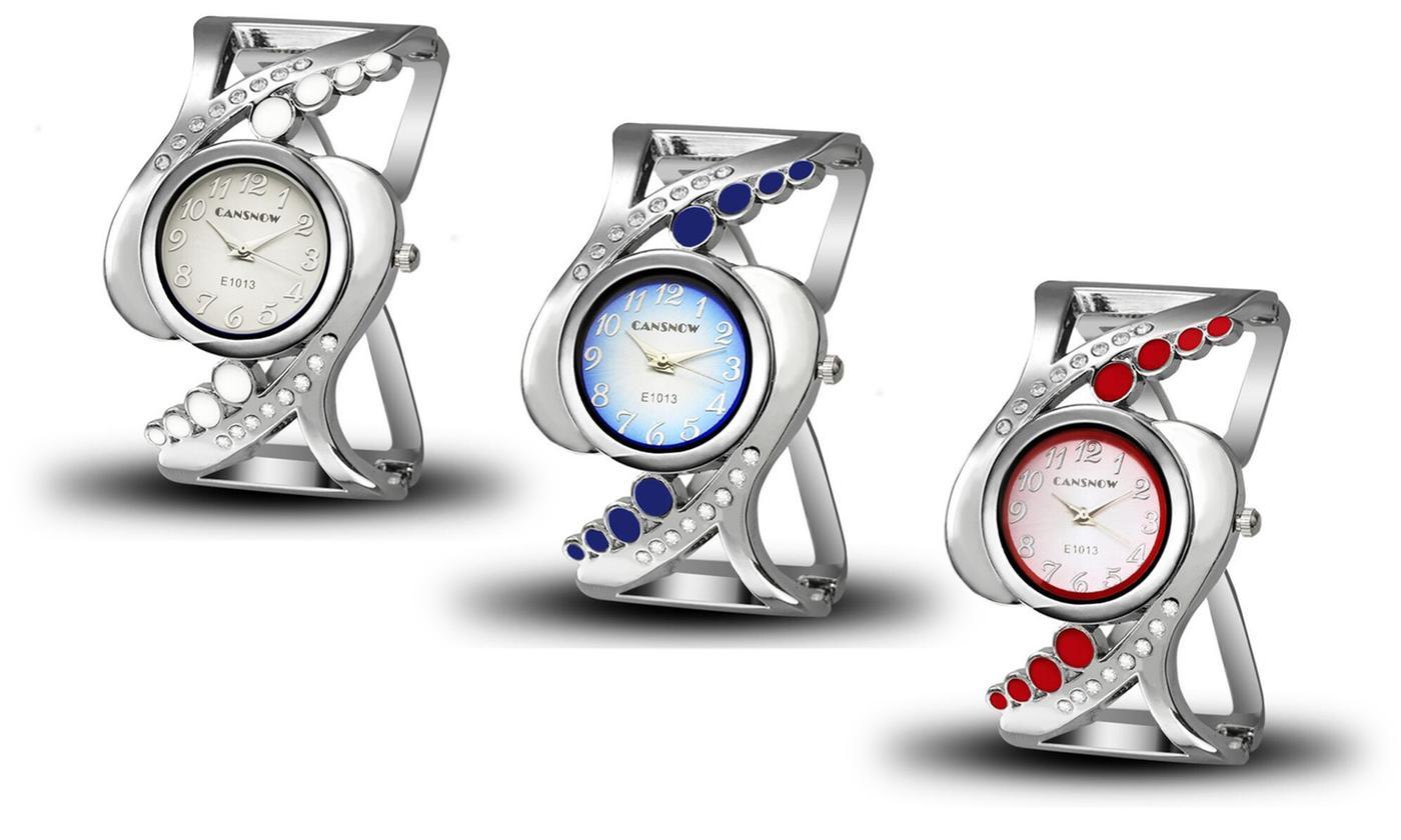 Bracelet Design Women's Watch