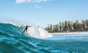 Surf Shots Sydney: Private Surfing Photography Session for One ($39), Two ($55) or Up to Four ($89) at Surf Shots Sydney (Up to $239 Value)