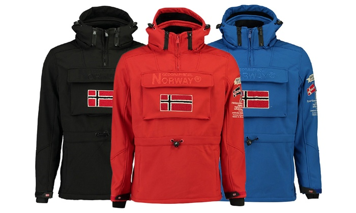 Veste Geographical Norway | Groupon