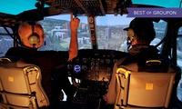 120 oder 180 Min. Hubschrauber im Simulator selber fliegen inkl. Einweisung bei SFM Flug (bis zu 53% sparen*)