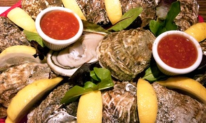 DiNardo's Famous Seafood: Seafood for Dinner at DiNardo's Famous Seafood (Up to 50% Off). Two Options Available.