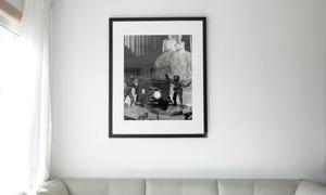 Peter V's Framing: 15% Off Single or Multiple Framing at Peter V's Framing
