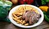 40% Off Brazilian and Portuguese Cuisine at Ipanema Cafe