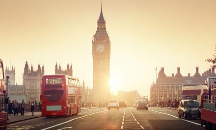 ?Londres: 2, 3 o 4 noches en habitación doble con vuelo de ida y vuelta desde Madrid o Barcelona para 1 persona
