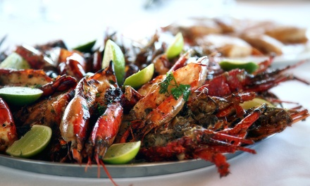 $16 for Two Groupons, Each Good for $15 Worth of Seafood at KTV Crawfish ($30 Value)