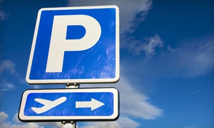 Flight Park - Nashville-Davidson metropolitan government (balance): 3, 7, or 10 Days of Valet Off-Site Parking by the Nashville International Airport at Flight Park (Up to 54% Off)