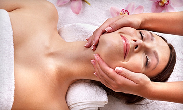 Kamour Spa - Rosemont: Spa Package with One or Three Boosting Peel Facials and 20-Minute Massages at Kamour Spa in Maitland (62% Off)