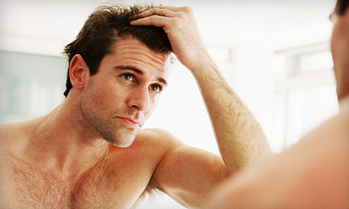 Grand Rapids Hair and Skin Center - Forest Hills: $99 for 12 Low-Level-Laser Hair-Restoration Treatments at Grand Rapids Hair and Skin Center ($975 Value)