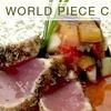 Half Off at Watel's World Piece Café