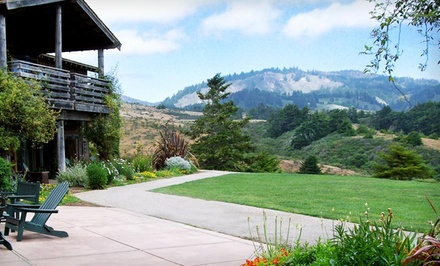 2-Night Stay for Two in a Lodge King Room Valid Sunday-Thursday - Costanoa Coastal Lodge and Camp  in Pescadero