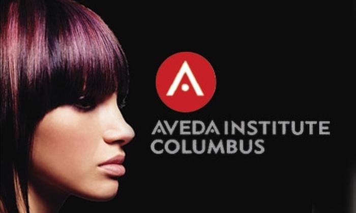 Aveda Institute Columbus - Multiple Locations: $20 for $50 Worth of Salon Services at Aveda Institute Columbus