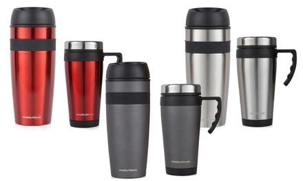 Morphy Richards 420mL or 450mL Travel Mug