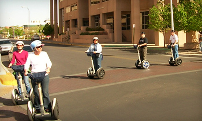Segway New Mexico - Downtown: $35 for a Segway Sightseeing Tour of Albuquerque from Segway New Mexico