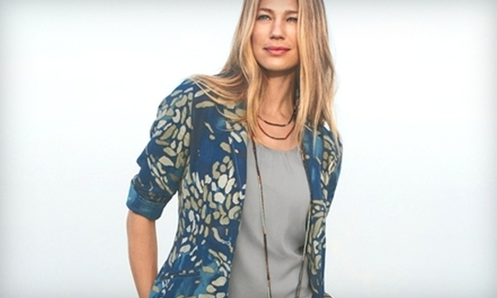 Coldwater Creek  - Ocala: $25 for $50 Worth of Women's Apparel and Accessories at Coldwater Creek